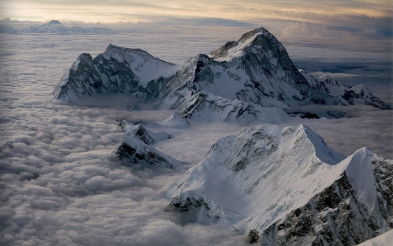 L'Everest...